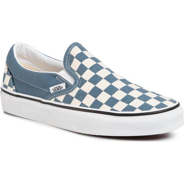 Buty Vans Damskie Tanie | Vans Slip On Checkerboard Classic