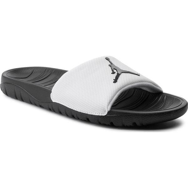 super tanie Najlepiej 100% wysokiej jakości Klapki NIKE - Jordan Break Slide AR6374 100 White/Black/Black