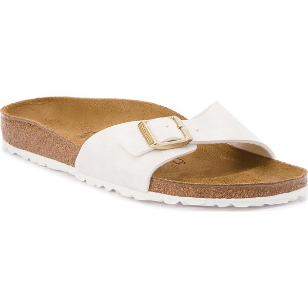 1602a811ae221 Klapki BIRKENSTOCK - Madrid Bs 1008636 Animal Fascination Offwhite ...