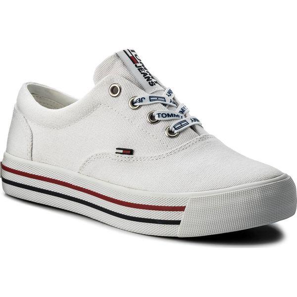 4abed943e47e0 Tenisówki TOMMY HILFIGER - JEANS Tommy Jeans Sneaker EN0EN00166 ...