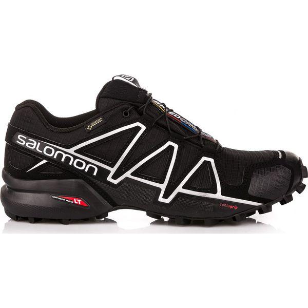 2b98db29ac898 Salomon Buty męskie Speedcross 4 GTX Black/Black r. 45 1/3 (383181 ...