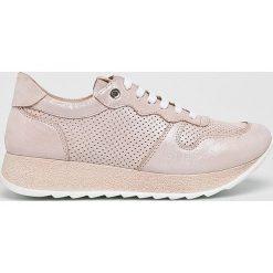 Różowe obuwie damskie Badura Kolekcja zima 2020 Sklep