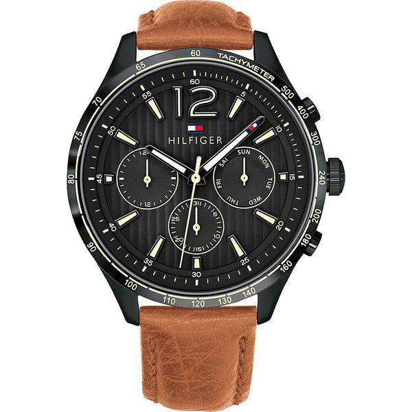 56502b75ca2ca Brązowe zegarki męskie marki Tommy Hilfiger