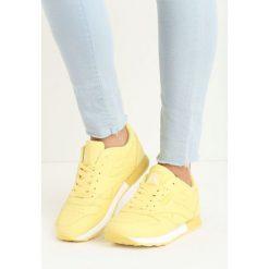 żółte adidasy damskie