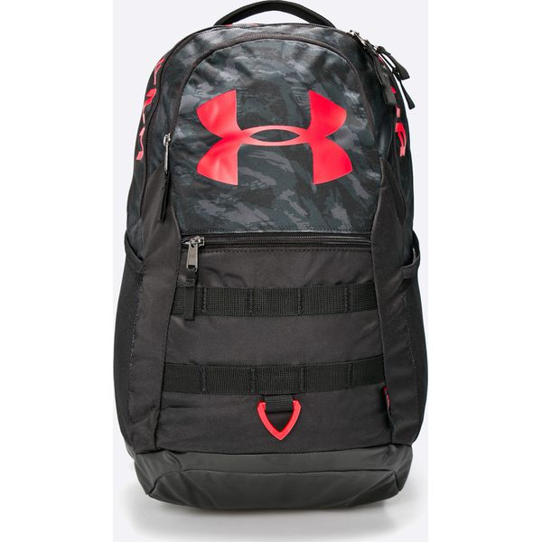 1aa1cd272b1fc Under Armour - Plecak - Czarne plecaki męskie marki Under Armour