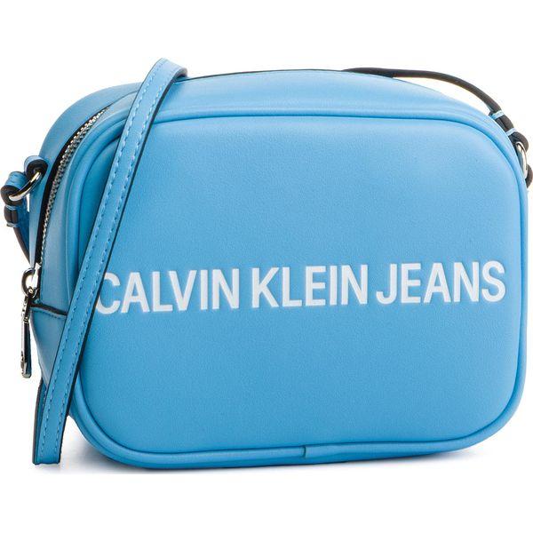 3cd1654d54616 Torebka CALVIN KLEIN JEANS - Sculpted Logo Camera Bag K60K605247 445 ...