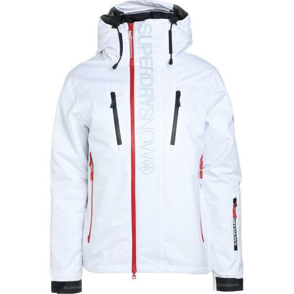 7bbd35af1acf4 Superdry SUPER MULTI Kurtka snowboardowa optic - Białe kurtki sportowe  męskie marki Superdry, m, z materiału, narciarskie. W wyprzedaży za 879.20  zł.