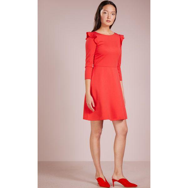 44341e4c53 MAX Co. PLATEA Sukienka letnia red - Sukienki damskie marki MAX Co ...