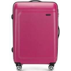 55ba04d5b8558 Różowe walizki damskie ze sklepu Wittchen.com, średnie - Kolekcja ...