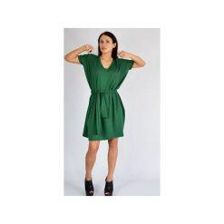 da16a3f78d ANA - sukienka   zielona. Sukienki damskie marki Collibri. Za 129.00 zł.