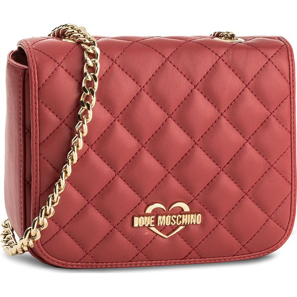 97399318b7a0e Torebka LOVE MOSCHINO - JC4006PP14LA0500 Rosso - Czerwone torebki ...
