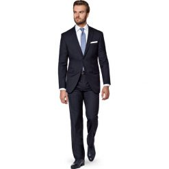ab3c1ac192f3b Czarne garnitury męskie ze sklepu Lancerto - Kolekcja wiosna 2019 ...