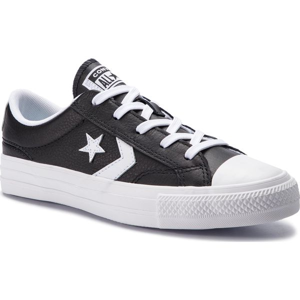 Tenisówki CONVERSE One Star Pro Ox Bl 159579C BlackWhiteWhite