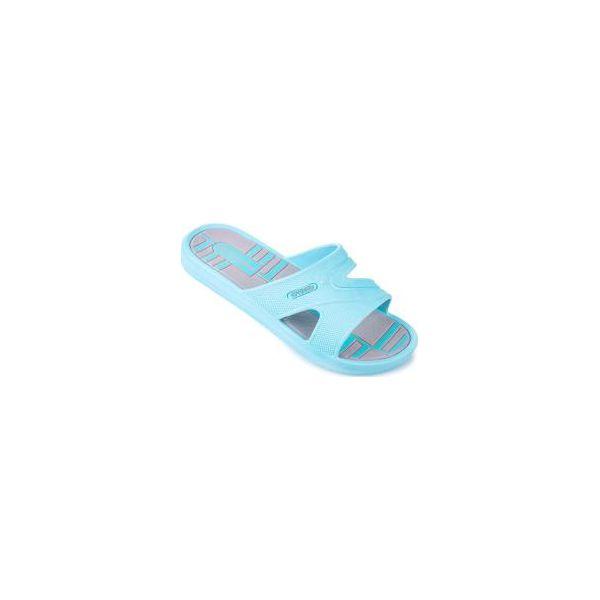 1eec066fd6964 Spokey Intro - klapki basenowe damskie r.40 (niebiesko-szary ...