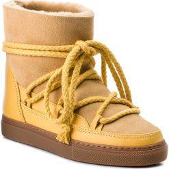 58a17420 Buty INUIKII - Sneaker Classic 70202-5 Yellow. Śniegowce damskie Inuikii. W  wyprzedaży
