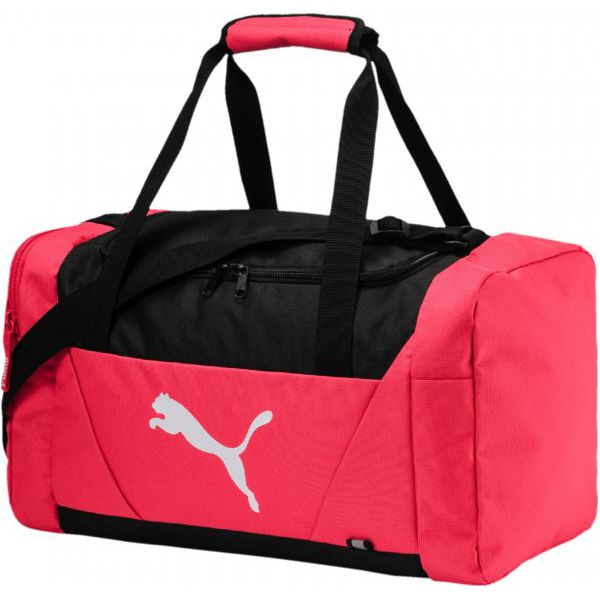 2307a5301d9be Puma Torba Sportowa Fundamentals Sports Bag S Paradise Pink - Torby ...