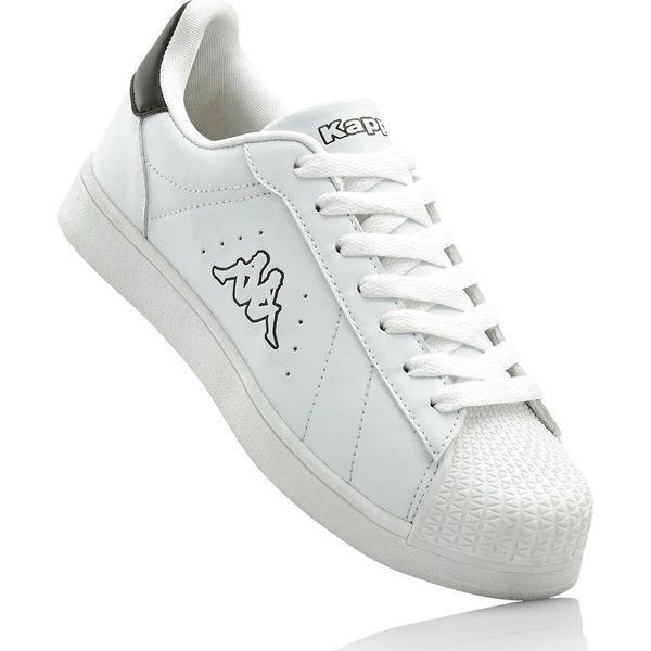 tani stabilna jakość sklep Sneakersy Kappa bonprix biało-czarny