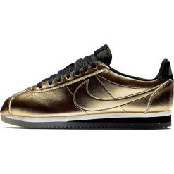 sports shoes ba478 d6b1c Buty Nike Buty damskie Classic Cortez Leather SE złote r. 39 (902854 700