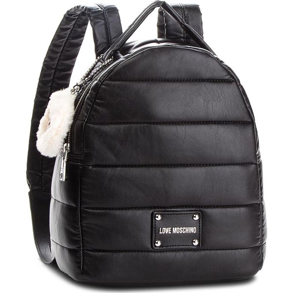 99ed2149f9837 Plecak LOVE MOSCHINO - JC4256PP06KH0000 Nero - Czarne plecaki ...