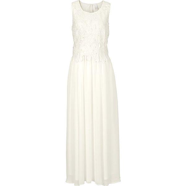 a8904fb5a Sukienka bonprix kremowy - Brązowe sukienki damskie bonprix, w ...