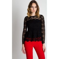 0632f2fae5 Czarne bluzki damskie - Kolekcja wiosna 2019 - Sklep Radio ZET