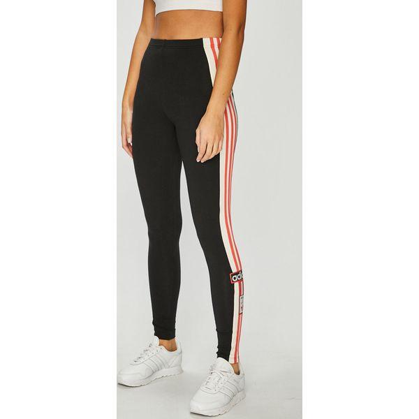 f6d12d7d9c110f adidas Originals - Legginsy - Szare legginsy damskie adidas Originals, z  bawełny. Za 149.90 zł. - Legginsy damskie - Spodnie damskie - Odzież damska  ...