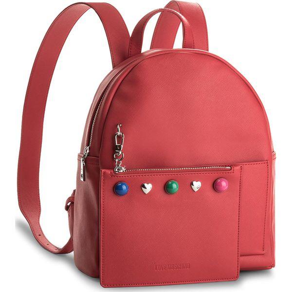 c8cf465b61e0c Plecak LOVE MOSCHINO - JC4301PP05KO0500 Rosso - Czerwone plecaki ...