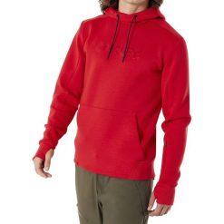 adidas Tan Hooded Sweatshirt DZ9613 bordowe L