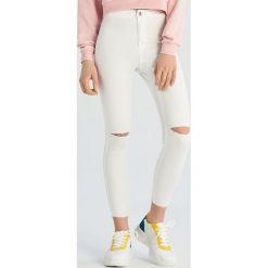 7790f8e6 Spodnie z dziurami sklep online - Spodnie damskie - Kolekcja lato ...