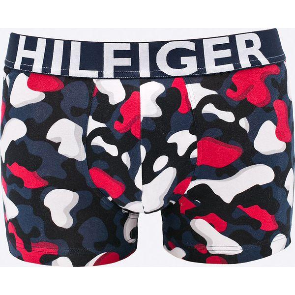 6cdadf111bccc Tommy Hilfiger - Bokserki - Czarne bokserki męskie marki Tommy Hilfiger, z  bawełny. W wyprzedaży za 99.90 zł. - Bokserki męskie - Bielizna męska -  Odzież ...