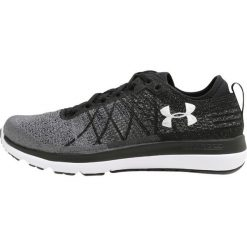 4af1e68a Under Armour THREADBORNE FORTIS Obuwie do biegania treningowe black. Czarne  obuwie sportowe damskie Under Armour ...