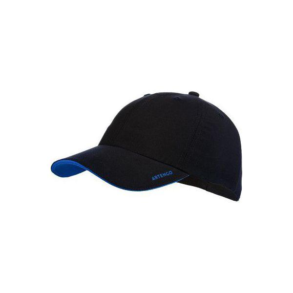 34f42cd722c585 Czapka z daszkiem Jr granat - Niebieskie czapki damskie marki ...