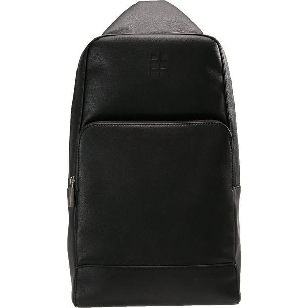 8d705be3da9be Moleskine CLASSIC SLING BACKPACK Plecak black - Plecaki damskie ...
