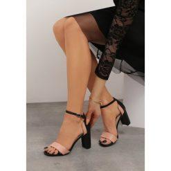 Sandały damskie zakryte palce i pięty Sandały damskie