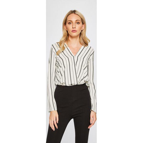 69a7bb52117af2 Answear - Bluzka Stripes Vibes - Bluzki damskie marki ANSWEAR. W ...