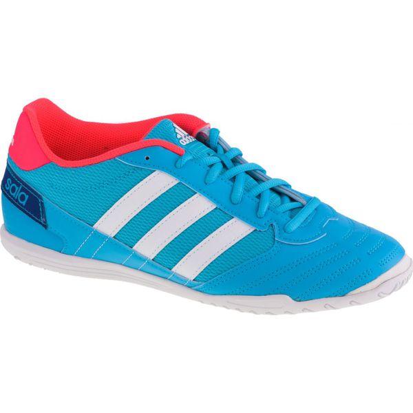 Buty Halowe Adidas Super Sala In M Fx6758 Wielokolorowe Niebieskie Niebieskie Buty Sportowe Meskie Adidas Bez Wzorow Z Gumy Bez Zapiecia Do Pilki Noznej Za 269 00 Zl Buty Sportowe Meskie