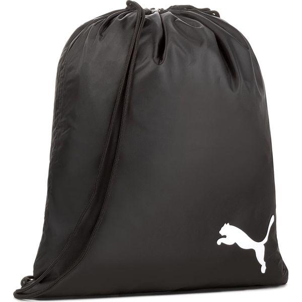 17dc1f4a35f93 Plecak PUMA - Pro Training II Gym Sack 074899 01 Black - Czarne ...