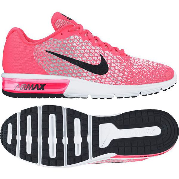 finest selection 26999 667c6 Nike Buty damskie Air Max Sequent 2 różowe r. 36 12 (852465