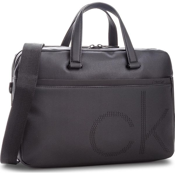 5ae9538637c00 Torba na laptopa CALVIN KLEIN - Ck Point Laptop Bag K50K503876 001 ...