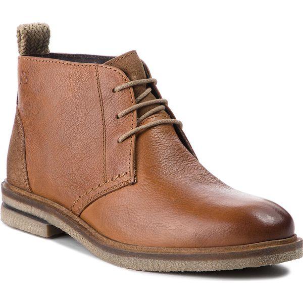 best sneakers 46d56 4e73a Trzewiki JOSEF SEIBEL - Stanley 02 28802 MI786 370 Cognac