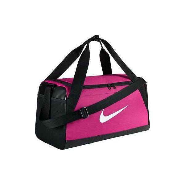 3fdc0b7c81812 Nike Torba sportowa BA5335 616 Brasilia S Duff różowa - Czerwone ...