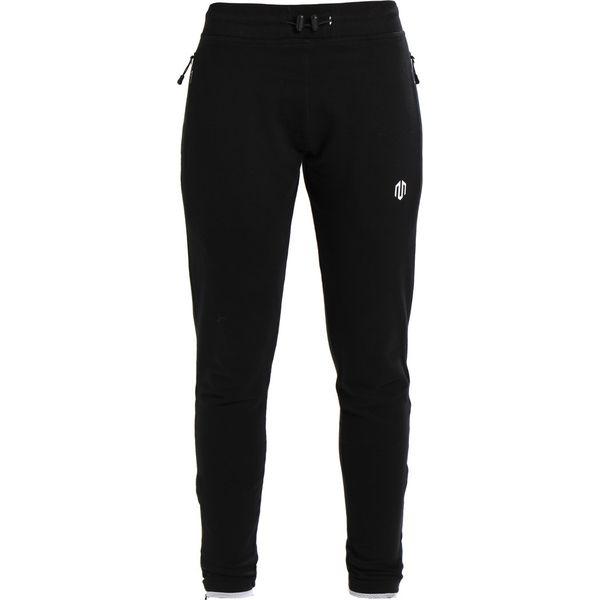 7996851de413 MOROTAI COMFY Spodnie treningowe black - Czarne spodnie dresowe ...