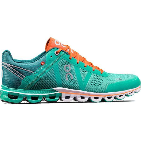 43b56c2d Buty ON RUNNING CLOUDFLOW WOMAN Niebieski - Niebieskie obuwie sportowe  damskie marki On Running, do biegania. Za 520.00 zł.