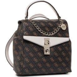 Pomarańczowe torby i plecaki damskie Guess Kolekcja zima