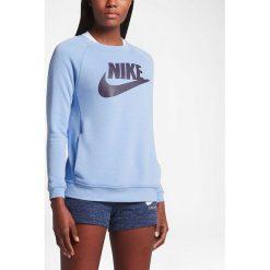 7f3bb286d Nike Koszulka damska NSW Modern CRW GX1 niebieska r. XS (842435 450-S