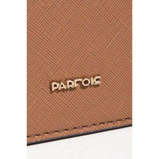 da75e83043b6f Parfois - Torebka - Brązowe torebki wizytowe damskie marki Parfois ...