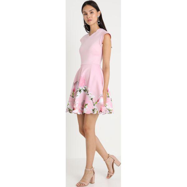 62f131c799 Ted Baker GRETTAE HARMONY SKATER DRESS Sukienka letnia pink ...