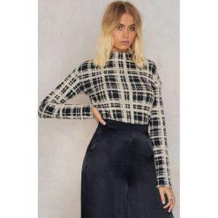 76c04f000d2f7f Trendyol. Swetry damskie. 100.95 zł. Nietoperzowy sweter. Niebieskie swetry  nierozpinane damskie marki Orsay ...