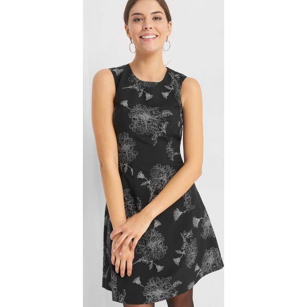 0c7f9fb419 Rozkloszowana sukienka w kwiaty - Sukienki damskie marki Orsay. W ...
