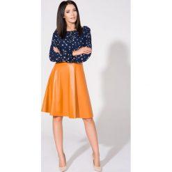 5b13760e55 Spódnice rozkloszowane midi - Spódnice damskie - Kolekcja wiosna ...